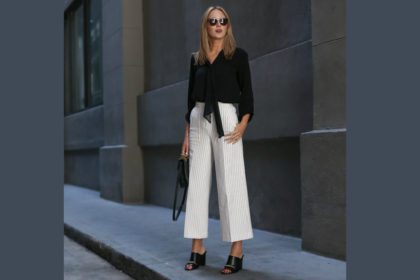 wide leg pants, plazos, pants, handbag, footwear, fashion, style, crop top, blazzer, accessories, camisole, denim pants